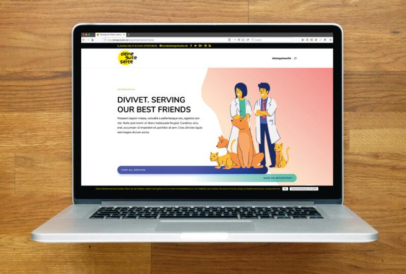 deineguteseite Webseitenportal e-commerce