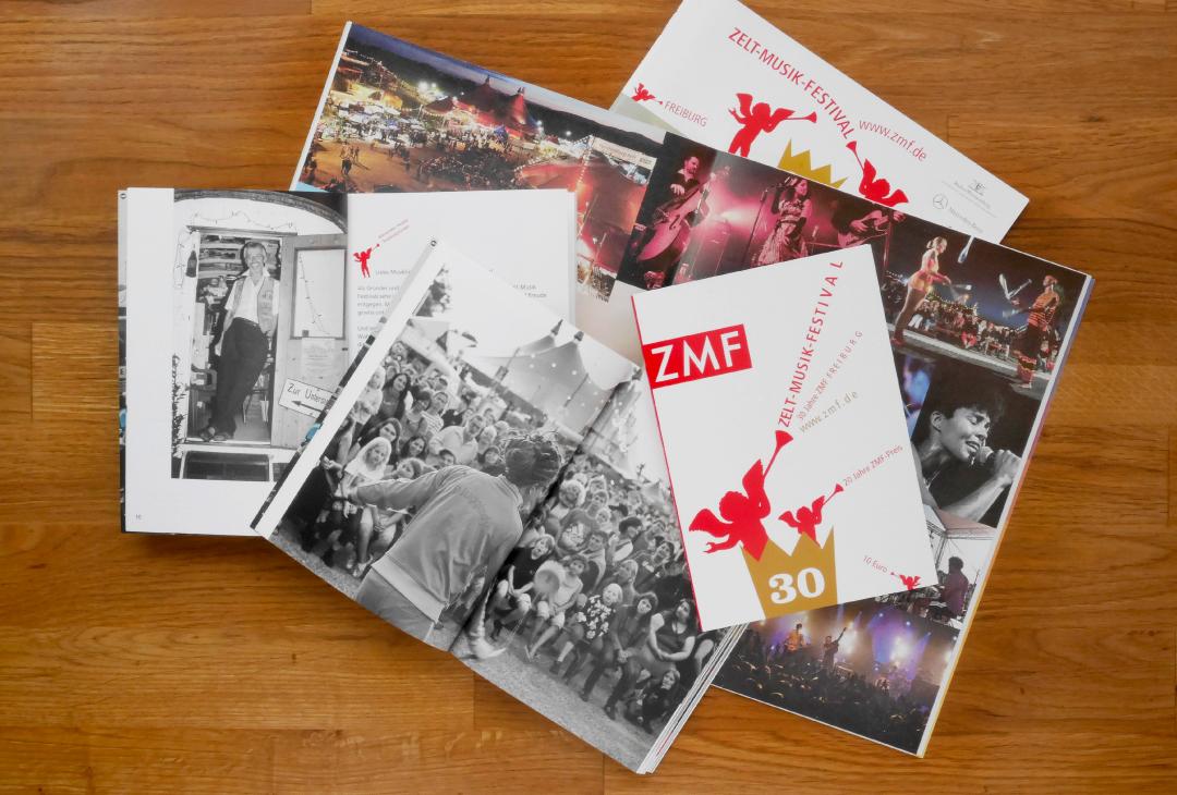 mb 30 Jahre zelt musik festival Freiburg